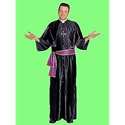 Disfraz de cardenal para adulto
