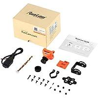 Runcam Swift Orange 600 TVL Horizontal IR Bloque Fov 90 FPV PAL Cámara 2.8MM Lente y Base para Mini QAV Quadcopter