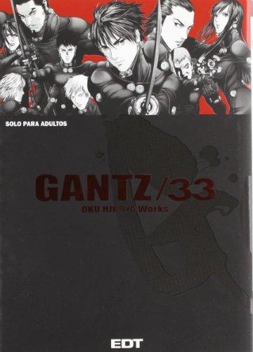 Gantz 33 (Seinen Manga - Gantz)