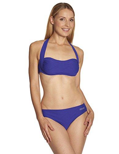 Feraud 3175029-10100 Women's Blue Non-Wired Bikini Set 42 - C Cup