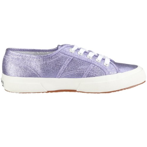 Superga 2750 LAMEW, Baskets mode mixte adulte Violet