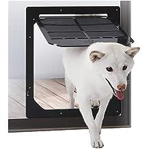 Takara - Puerta para Perro (Solo para Puertas de Pantalla), tamaño Mediano/