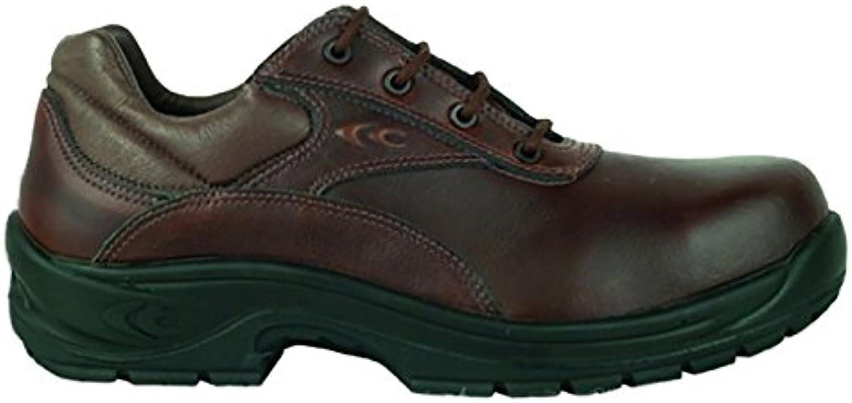 Cofra 10110 – 002.w44 taglia 44 s3 HRO SRC Aurelio sicurezza scarpe, Coloreeee  Marroneee   Bella arte    Maschio/Ragazze Scarpa