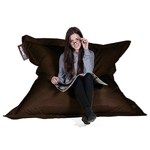 gros pouf. Black Bedroom Furniture Sets. Home Design Ideas