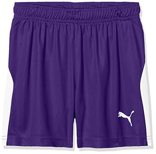 e172725d6f9c Puma Liga Shorts Jr, Pantaloncini Unisex-Bambini, Viola (Prism Violet White)