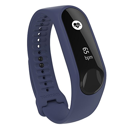 Foto TomTom, Touch Braccialetto Unisex, Indaco, Small