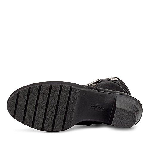 Rieker Y1553 bottes & bottines femme Noir