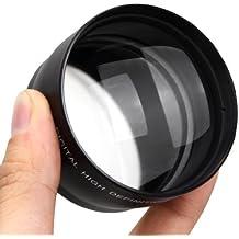58mm 2x Lente Telefotográfico Para Canon 70d 700d 650d 600d 550d 450d