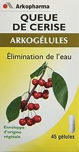 Arkopharma Phytothérapie Standard Arkogélules Queue de Cerise Flacon de 45 Gélules