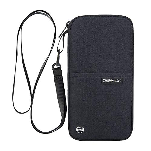 RFID Blocking Passport Holders f...