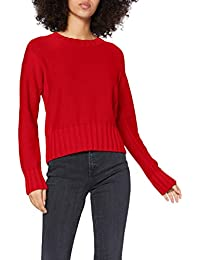 Tommy Hilfiger Aimy C-nk Swt LS Maglione Donna
