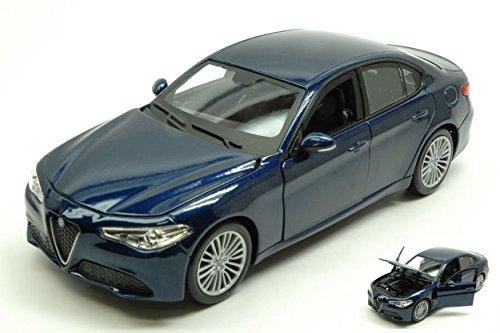burago-bu21080bl-alfa-romeo-giulia-2016-blue-124-modellino-die-cast-model