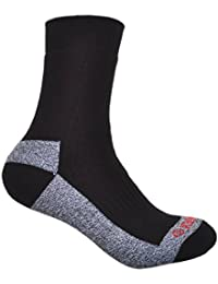 2 Pairs of Thick Cotton Coolmax walking Socks - Arch Support