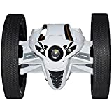 Bounce Car For Kids Jumping Remote Control Car With Flexible Wheels Remote Control Robot Car 360 Degree Rotation.