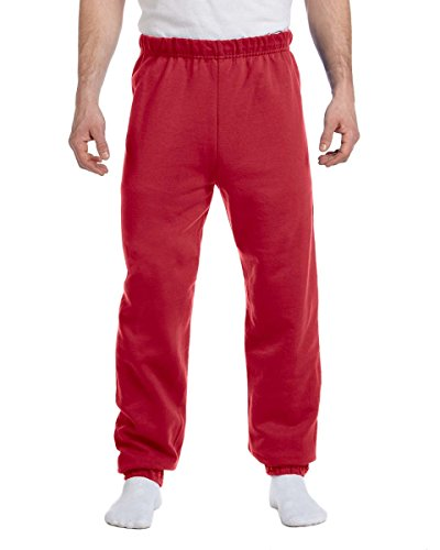 Jerzees 8oz. NuBlend 50/50Sweatpants rosso (true red)