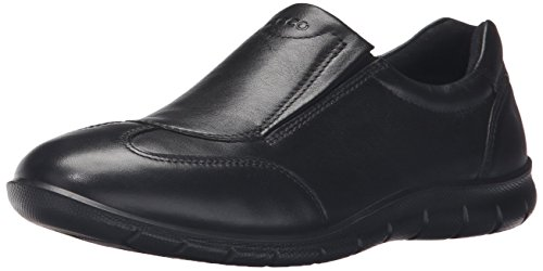 Ecco Babett, Damen Slipper, Schwarz (BLACK01001), 40 EU (7 Damen UK)