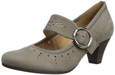 Gabor Shoes Women's Gabor Court Shoes Gray Brown 9 (43 EU)