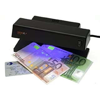 Genie MD 188 Geldscheinprüfer (1 starken UV Röhre, Tischgerät - Lichtröhren Lampe und Leuchte)