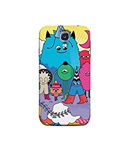Kaira High Quality Printed Designer Soft Silicone Back Case Cover For Samsung I9500 Galaxy S4 (2013)(19031_illsts)