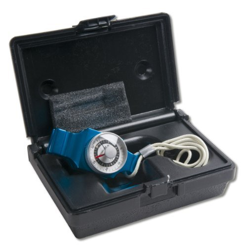 Baseline Pinch Gauge 30 lb., Blue with case by Baseline (Gauge Pinch)