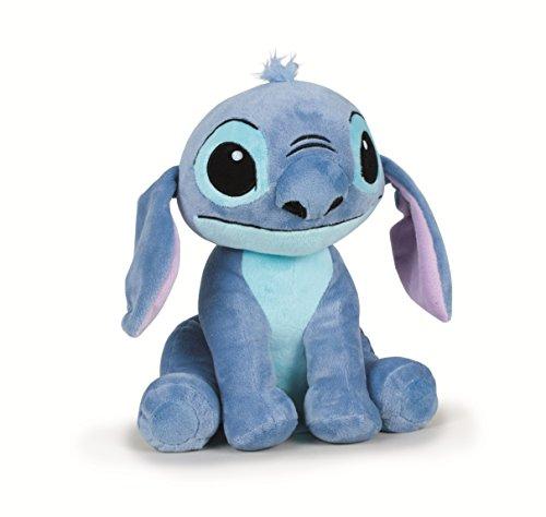 Stitch soft plush toy. Size aprox: 30 cm.