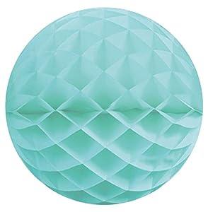 Braun & Company 3909-0020 - Bola de Nido, Color Turquesa