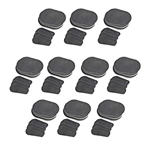IPOTCH 80x Ersatzscheiben für Haarentfernung Pad Enthaarungspads