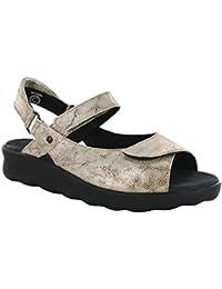 Damen Sandaletten Salvia 1300 615 Beige 300919 Wolky