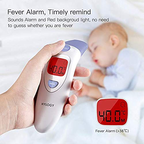 Hylogy 4 in 1 Fieberthermometer - 2