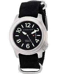 St Martin'S Griffin 1M-SP74B7B - Reloj para hombres, correa de nailon color negro