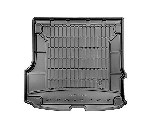 Premium Gummi Kofferraummatte Laderraumwanne Kofferraumwanne mit Organizer-Funktion- Rutschfesten