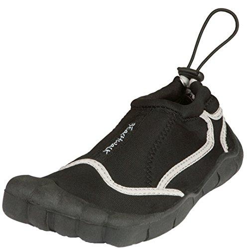 playa-guantes-escarpines-surf-de-neopreno-de-hombre-suela-de-goma-antideslizantes-color-negro-talla-