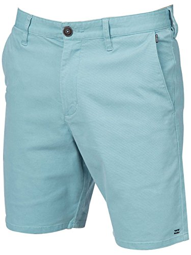 Short Billabong New Order 19 - Dark Haze-Bleu Bleu