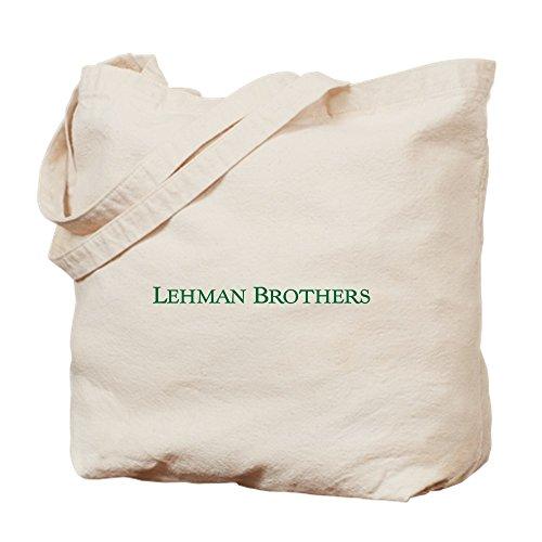 CafePress Lehman Brothers Einkaufstasche, canvas, khaki, S -