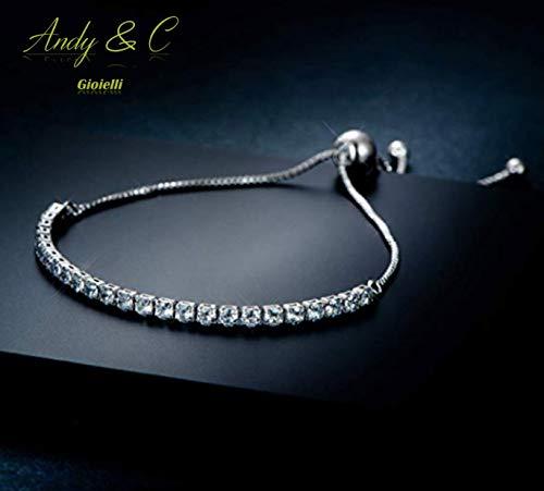 Zoom IMG-3 andy c braccialetto donna con