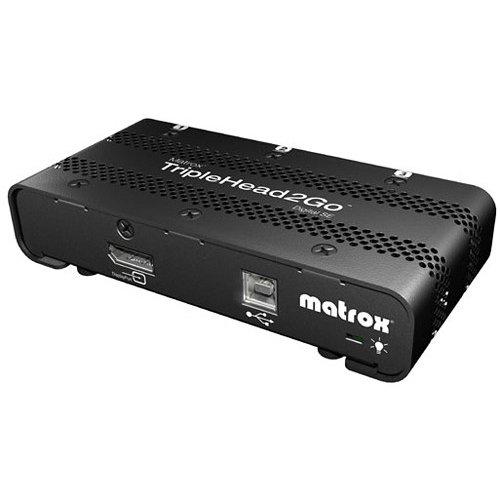 Matrox TripleHead2Go Digital SE - Matrox Zubehör