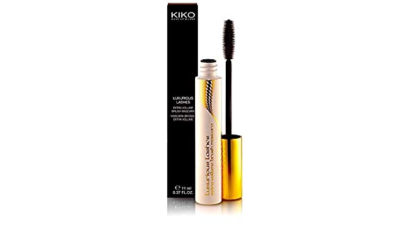 736241aa886 Kiko Luxurious Lashes Extra Volume Mascara by Kiko Milano: Amazon.co.uk:  Beauty