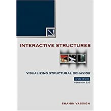 Interactive Structures 2.0, DVD-ROM Visualizing Structural Behavior. For Windows or Mac OS X
