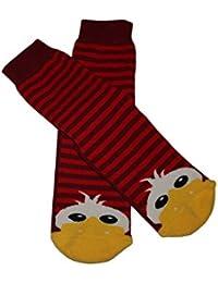 Weri Spezials. Voll - ABS Socke. Enten Motiv.