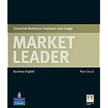 Market Leader Essential Grammar and Usage Book by Peter Strutt (2010-05-27)