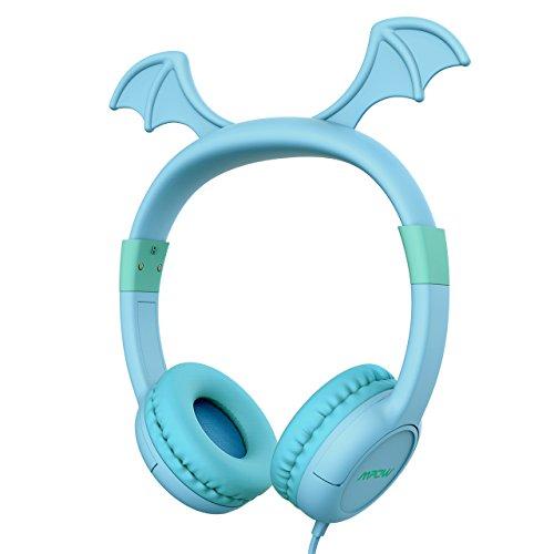 Mpow CH5 Cuffie per Bambini con Volume limitato da 85 Db Protezione Acustica Limitata, Funzione di condivisione Musicale con SharePort,...