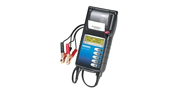 Starting//Charging Battery Tester with Printer MDT-MDX-P300 Brand New!