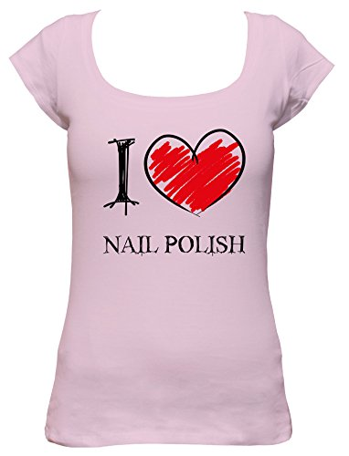 i-love-vernis-a-ongles-fun-ladies-col-bateau-t-shirt-rosa-s