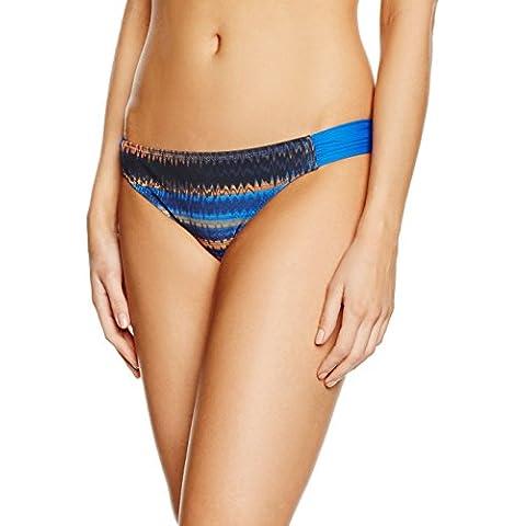 Oakley Braguita de Bikini Tab Side Pants Wavelength Azul M