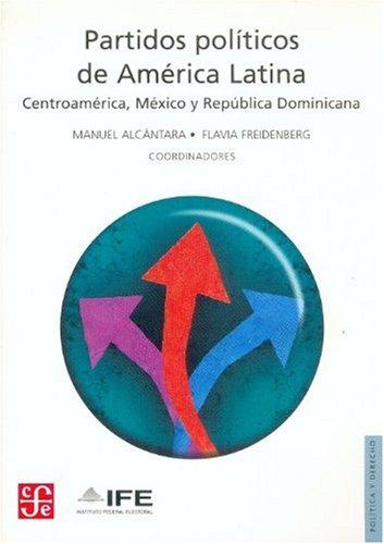 Partidos Politicos de America Latina, Paises Andinos