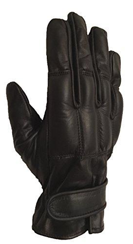 Lederhandschuhe mit Quarzsandfüllung Defender Einsatzhandschuhe (XXL) - 4