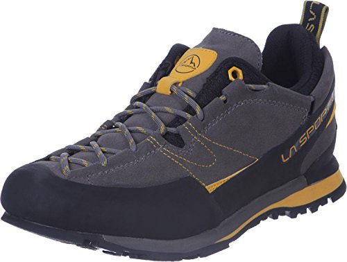 La Sportiva Boulder X Approachschuhe grey/yellow