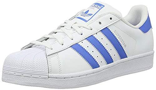 adidas Unisex-Erwachsene Superstar Sneakers, Weiß