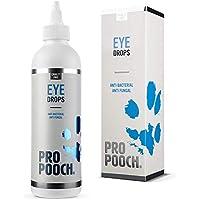 Pro Pooch Gotas oculares para Perros (250 ML) | Indicado para conjuntivitis, causada