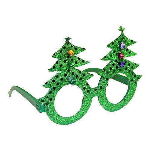 by Robelli Neuheit Weihnachten Slefie Gläser (Weihnachtsmann, Baum, -